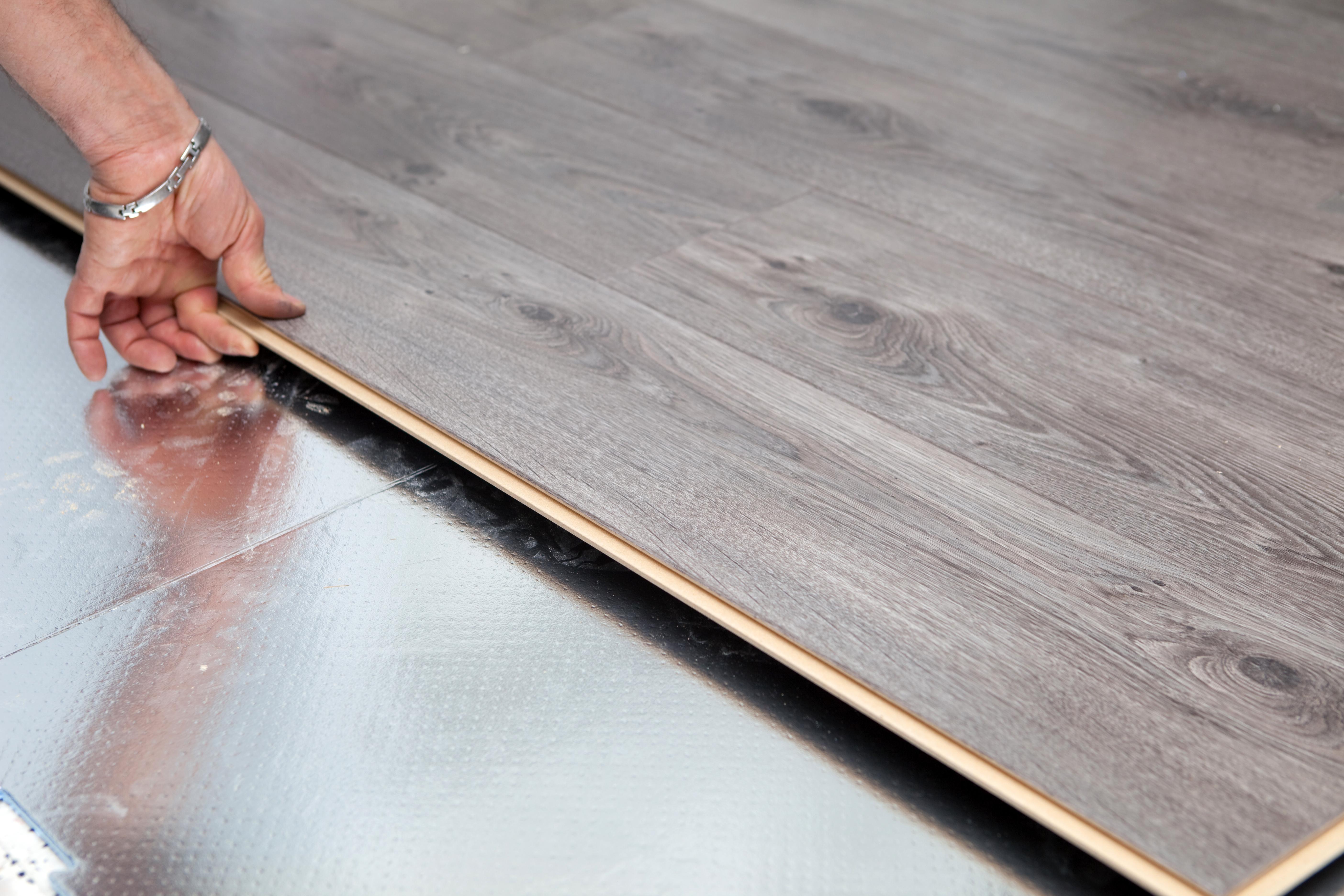 Soorten ondervloer laminaat