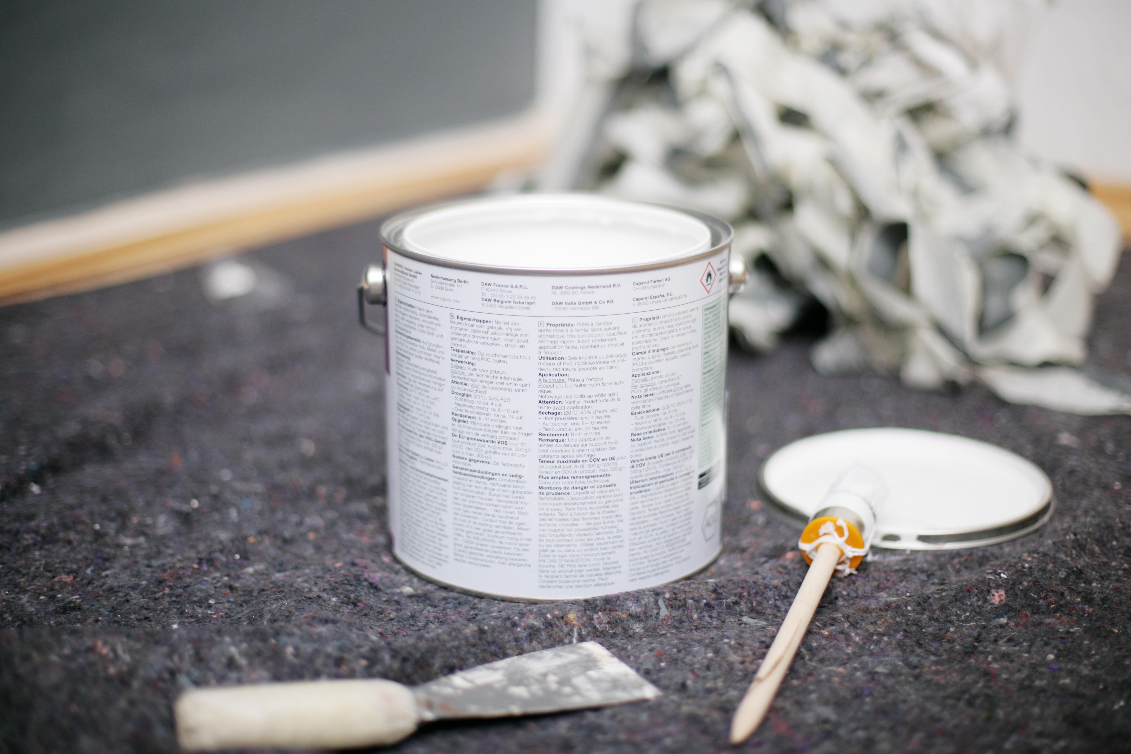 Keuken Schilderen Welke Verf : Welke verf wanneer gebruiken? Wanneer je je huis gaat opknappen