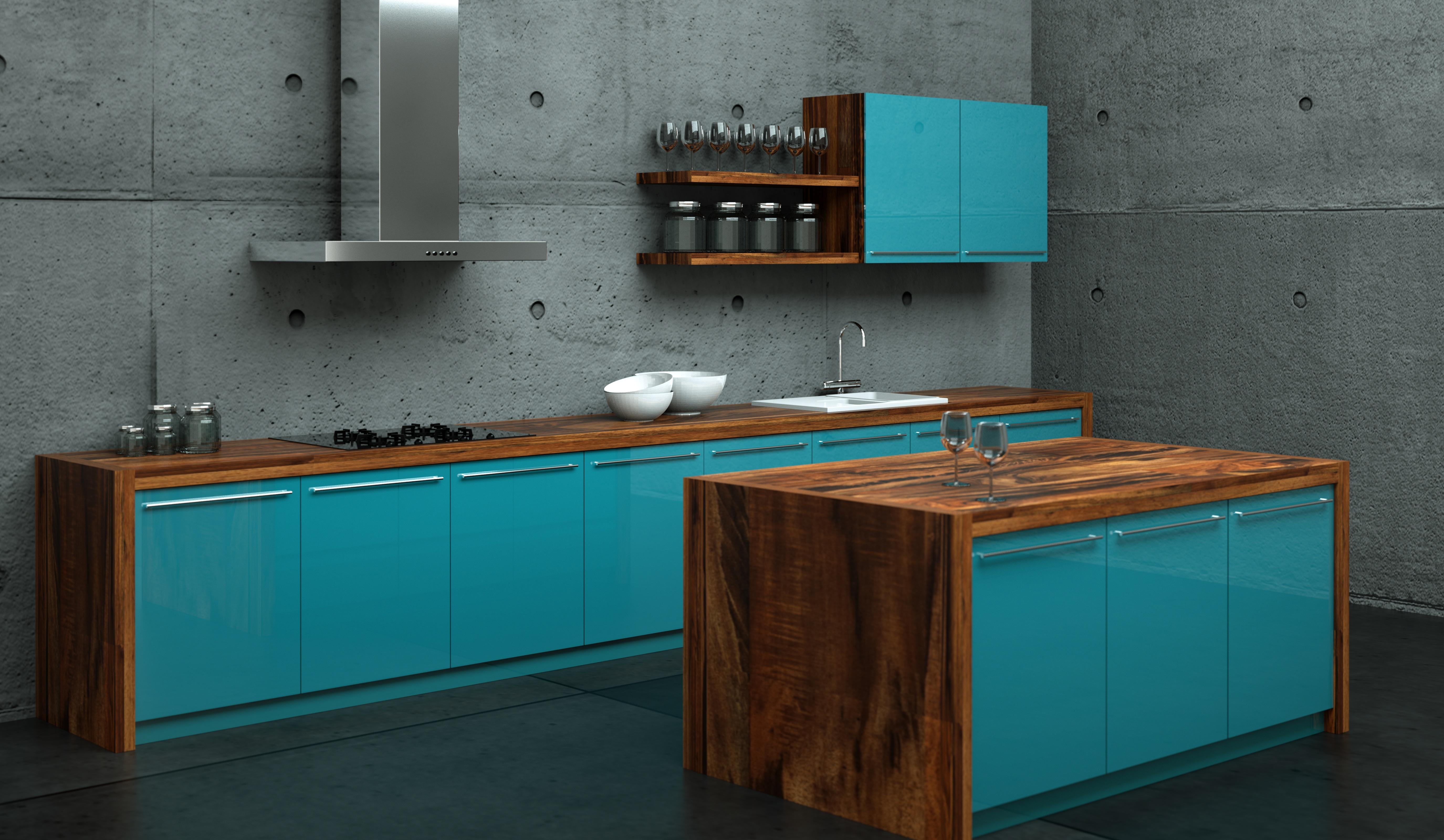 Keukenkastjes schilderen   Je keuken weer als nieuw!