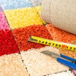Zelf tapijttegels leggen is een kunst