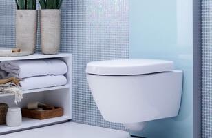 Toilet Zonder Afvoer : Geberit monolith een nieuw toilet zonder hak of breekwerk