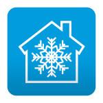 huis koel zonder airco