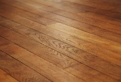 houten vloer oliën