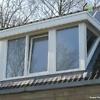 Kunststof dakkapel met zijraam